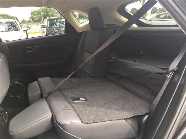 2017 Lexus NX 200t Base (Stk: 1739W) in Oakville - Image 11 of 33