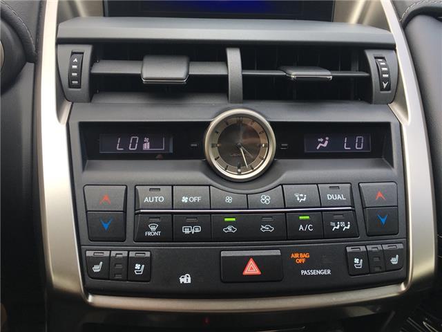 2017 Lexus NX 200t Base (Stk: 1739W) in Oakville - Image 25 of 33
