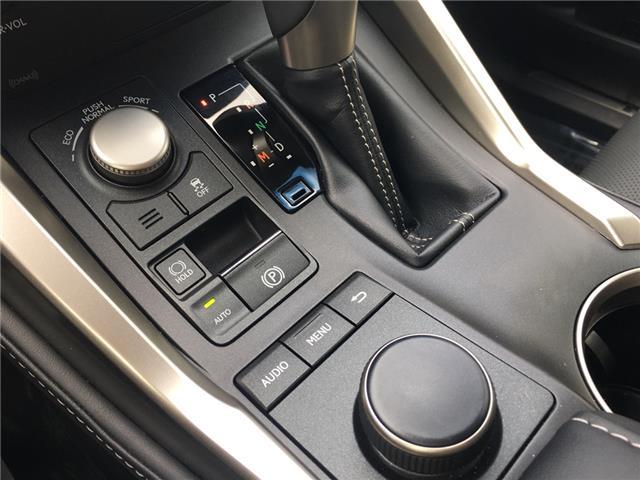 2017 Lexus NX 200t Base (Stk: 1739W) in Oakville - Image 27 of 33