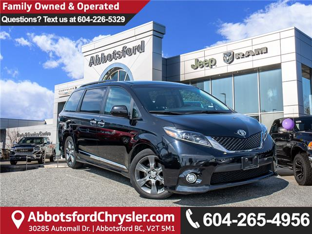 2015 Toyota Sienna 7 Passenger (Stk: K863326A) in Abbotsford - Image 1 of 23