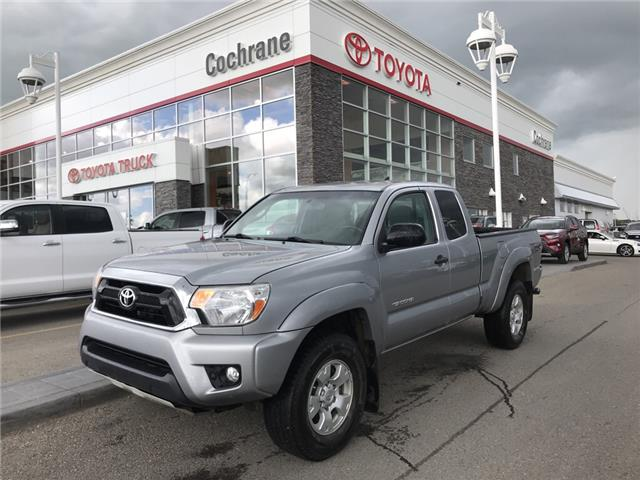 2015 Toyota Tacoma Base V6 (Stk: 190360A) in Cochrane - Image 1 of 10