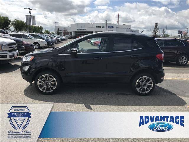 2019 Ford EcoSport Titanium (Stk: K-468) in Calgary - Image 2 of 5
