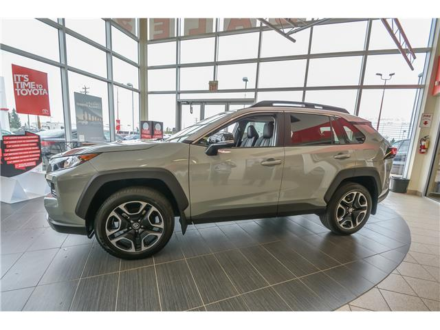 2019 Toyota RAV4 Trail (Stk: RAK168) in Lloydminster - Image 10 of 11