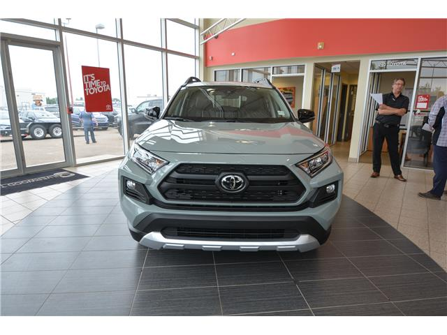 2019 Toyota RAV4 Trail (Stk: RAK168) in Lloydminster - Image 11 of 11