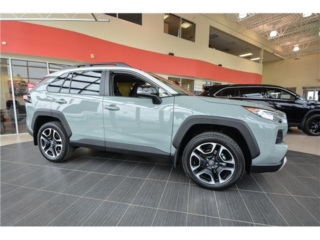 2019 Toyota RAV4 Trail (Stk: RAK168) in Lloydminster - Image 1 of 11