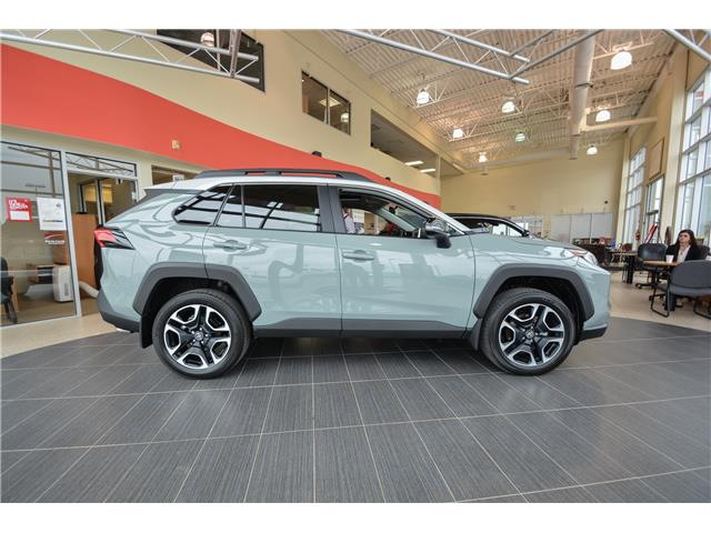 2019 Toyota RAV4 Trail (Stk: RAK168) in Lloydminster - Image 5 of 11