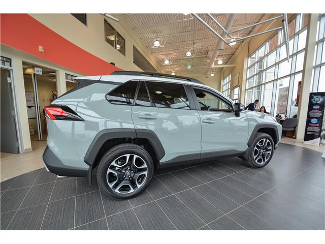 2019 Toyota RAV4 Trail (Stk: RAK168) in Lloydminster - Image 6 of 11