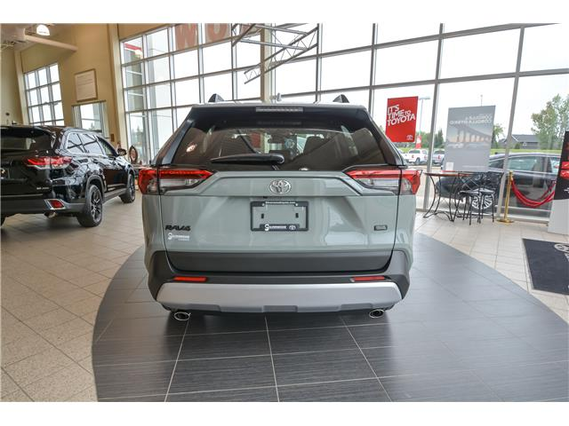2019 Toyota RAV4 Trail (Stk: RAK168) in Lloydminster - Image 7 of 11