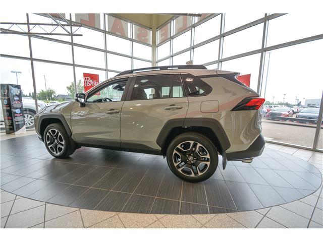 2019 Toyota RAV4 Trail (Stk: RAK168) in Lloydminster - Image 8 of 11