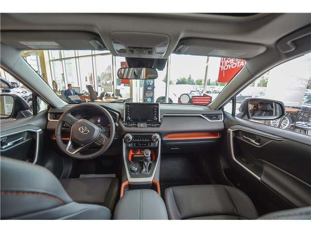 2019 Toyota RAV4 Trail (Stk: RAK168) in Lloydminster - Image 2 of 11