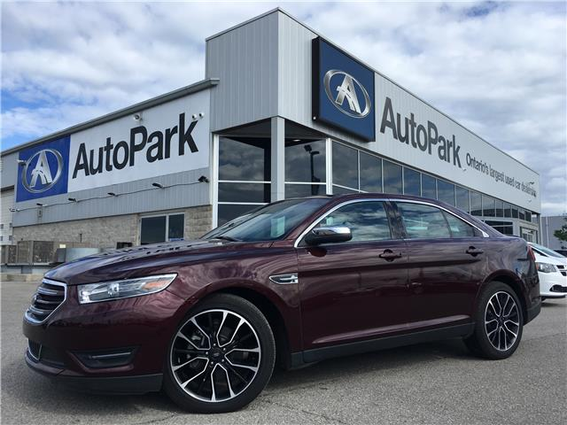 2018 Ford Taurus Limited (Stk: 18-20714RJB) in Barrie - Image 1 of 28