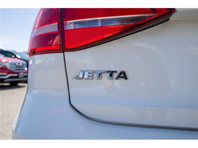 2015 Volkswagen Jetta 1.8 TSI Comfortline (Stk: M1245A) in Abbotsford - Image 5 of 23