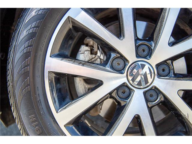 2015 Volkswagen Jetta 1.8 TSI Comfortline (Stk: M1245A) in Abbotsford - Image 6 of 23