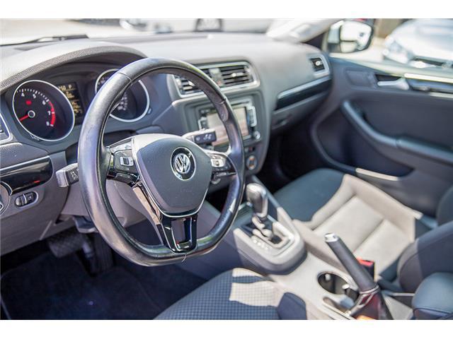 2015 Volkswagen Jetta 1.8 TSI Comfortline (Stk: M1245A) in Abbotsford - Image 8 of 23
