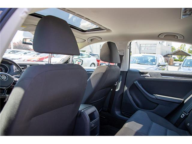 2015 Volkswagen Jetta 1.8 TSI Comfortline (Stk: M1245A) in Abbotsford - Image 9 of 23