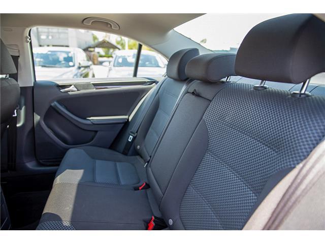 2015 Volkswagen Jetta 1.8 TSI Comfortline (Stk: M1245A) in Abbotsford - Image 10 of 23