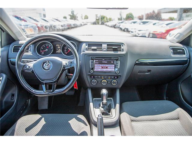2015 Volkswagen Jetta 1.8 TSI Comfortline (Stk: M1245A) in Abbotsford - Image 11 of 23