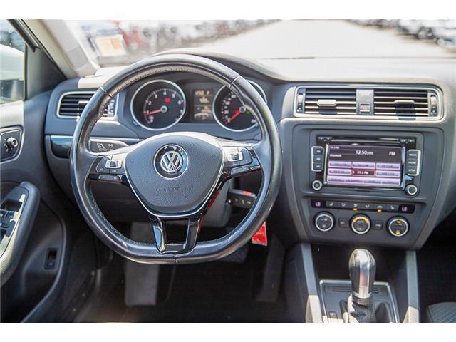 2015 Volkswagen Jetta 1.8 TSI Comfortline (Stk: M1245A) in Abbotsford - Image 12 of 23