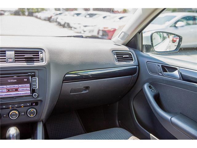 2015 Volkswagen Jetta 1.8 TSI Comfortline (Stk: M1245A) in Abbotsford - Image 13 of 23