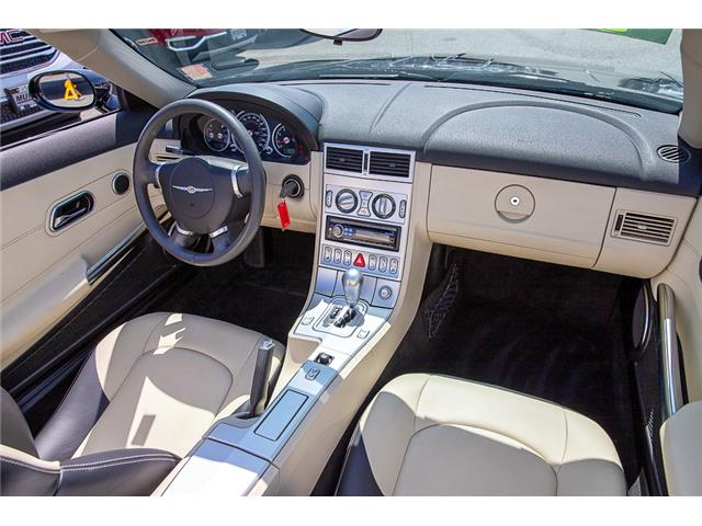 2007 Chrysler Crossfire Limited (Stk: M1286) in Abbotsford - Image 10 of 19