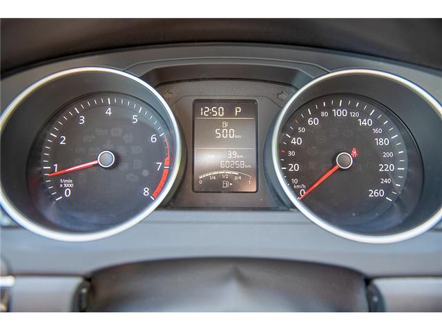 2015 Volkswagen Jetta 1.8 TSI Comfortline (Stk: M1245A) in Abbotsford - Image 16 of 23