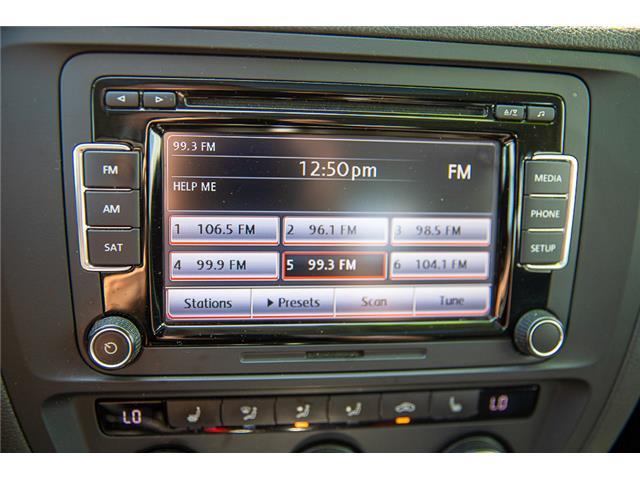 2015 Volkswagen Jetta 1.8 TSI Comfortline (Stk: M1245A) in Abbotsford - Image 17 of 23
