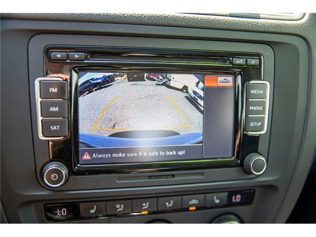 2015 Volkswagen Jetta 1.8 TSI Comfortline (Stk: M1245A) in Abbotsford - Image 19 of 23