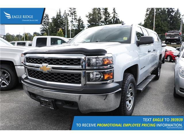 2015 Chevrolet Silverado 1500 LS (Stk: 150285) in Coquitlam - Image 1 of 4