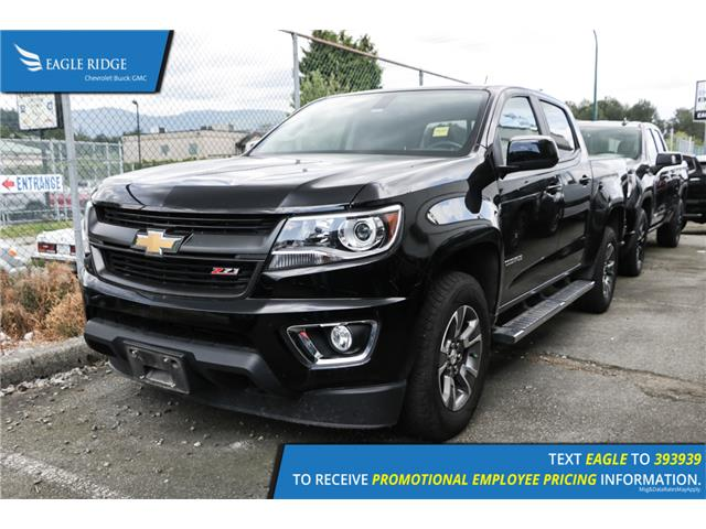 2016 Chevrolet Colorado Z71 (Stk: 169760) in Coquitlam - Image 1 of 3