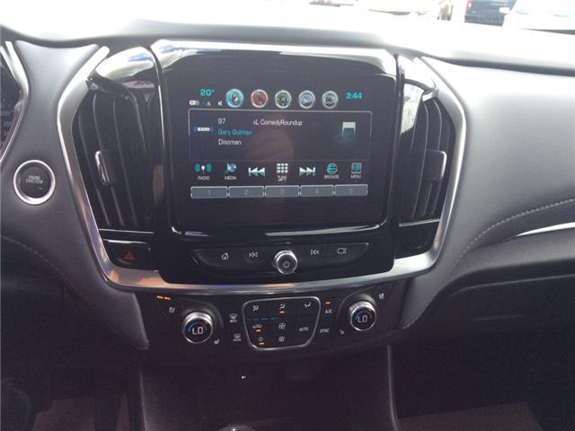 2019 Chevrolet Traverse Premier (Stk: 19T145) in Westlock - Image 12 of 18