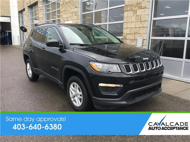 2019 Jeep Compass Sport (Stk: 59967) in Calgary - Image 1 of 20