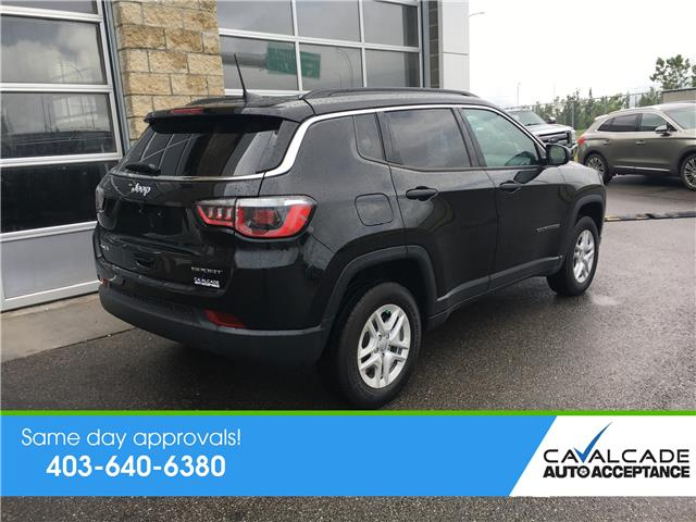2019 Jeep Compass Sport (Stk: 59967) in Calgary - Image 3 of 20