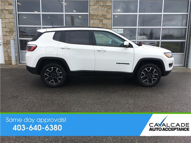 2019 Jeep Compass Sport (Stk: 60043) in Calgary - Image 2 of 20