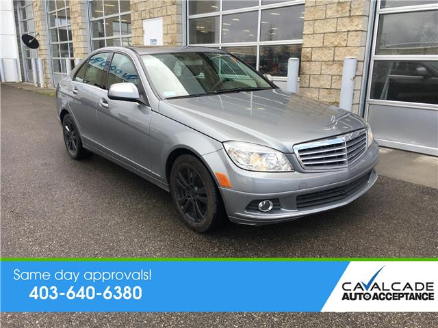 2008 Mercedes-Benz C-Class Base (Stk: R59988) in Calgary - Image 1 of 20