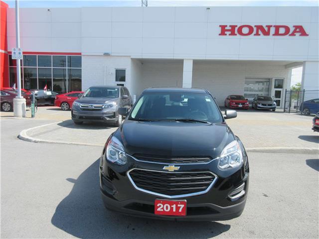 2017 Chevrolet Equinox LS (Stk: 27114AA) in Ottawa - Image 2 of 13