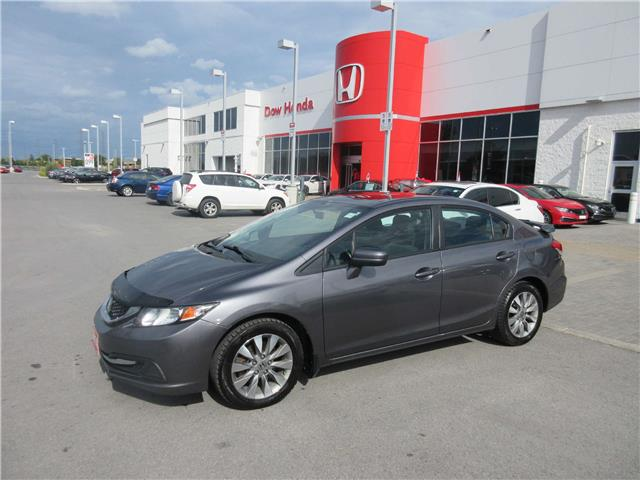 2014 Honda Civic EX (Stk: VA3530) in Ottawa - Image 1 of 11