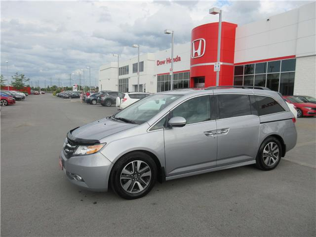 2016 Honda Odyssey Touring (Stk: 27335A) in Ottawa - Image 1 of 26