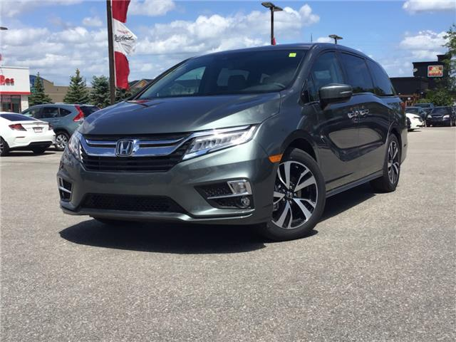 2019 Honda Odyssey Touring (Stk: 19987) in Barrie - Image 1 of 23