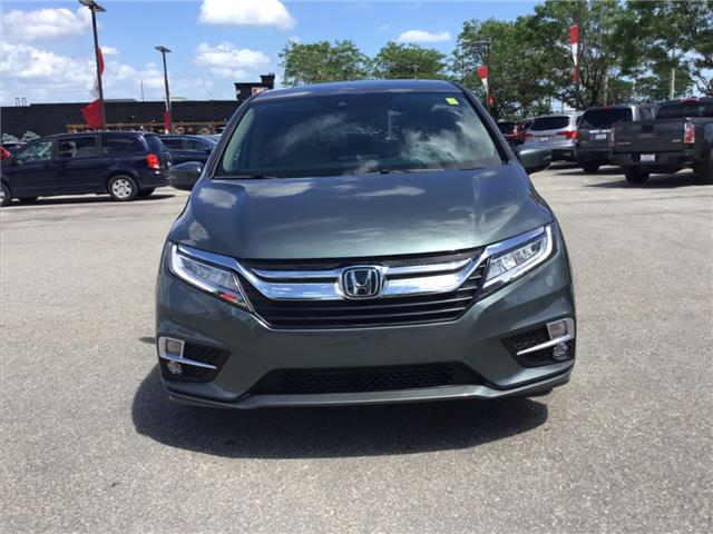 2019 Honda Odyssey Touring (Stk: 19987) in Barrie - Image 18 of 23