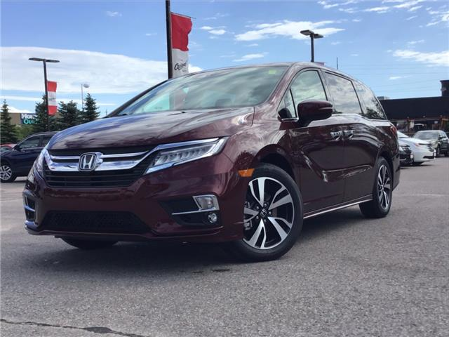 2019 Honda Odyssey Touring (Stk: 19909) in Barrie - Image 1 of 24