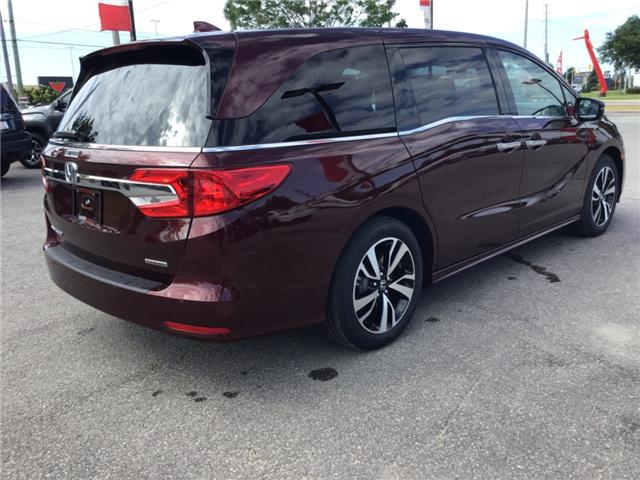 2019 Honda Odyssey Touring (Stk: 19909) in Barrie - Image 7 of 24
