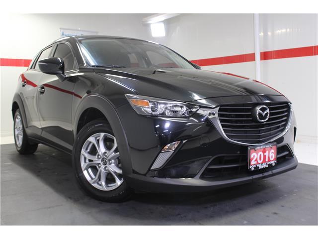 2016 Mazda CX-3 GS (Stk: 298731S) in Markham - Image 1 of 25