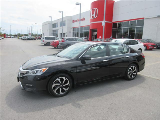 2017 Honda Accord EX-L (Stk: 27342A) in Ottawa - Image 1 of 24