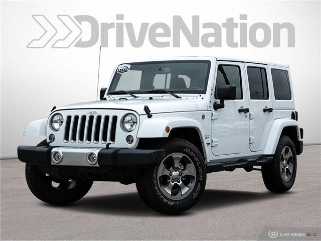 2018 Jeep Wrangler JK Unlimited Sahara (Stk: G0226) in Abbotsford - Image 1 of 24