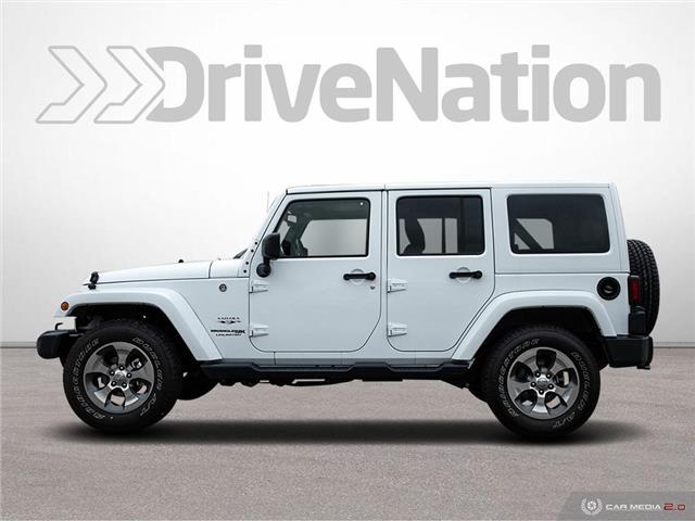 2018 Jeep Wrangler JK Unlimited Sahara (Stk: G0226) in Abbotsford - Image 3 of 24