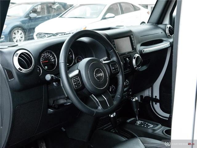 2018 Jeep Wrangler JK Unlimited Sahara (Stk: G0226) in Abbotsford - Image 11 of 24