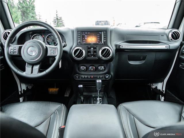 2018 Jeep Wrangler JK Unlimited Sahara (Stk: G0226) in Abbotsford - Image 21 of 24