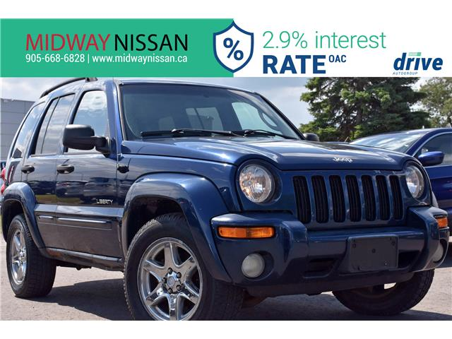 2004 Jeep Liberty Limited Edition (Stk: U1764A) in Whitby - Image 1 of 23