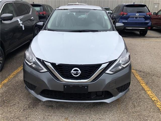 2019 Nissan Sentra 1.8 SV (Stk: Y6017) in Burlington - Image 2 of 5