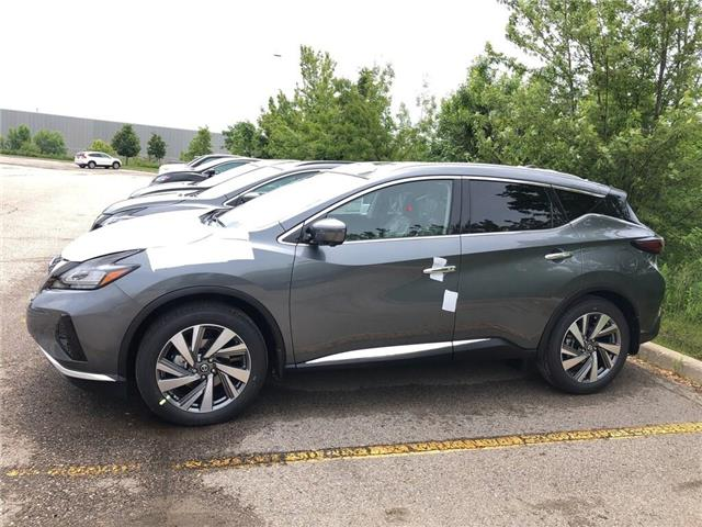 2019 Nissan Murano SL (Stk: Y8531) in Burlington - Image 2 of 5